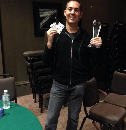 2015 poker winner
