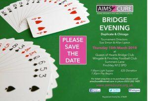 AIMS2CURE BRIDGE 2018