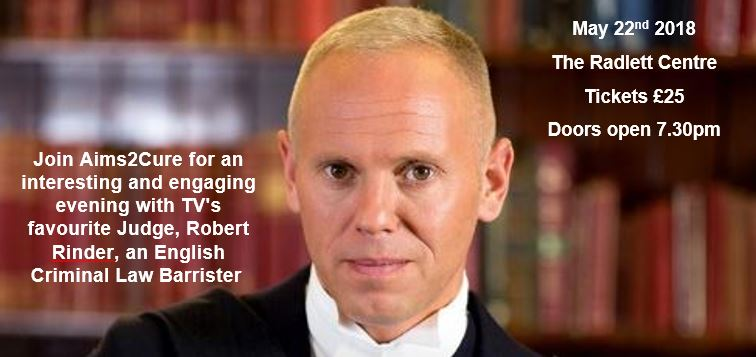 An Evening with Judge Rinder